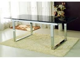ausziehbarer esstisch glas chrom in 35510 butzbach für 220