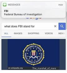 fbi bureau of investigation messages now fbi federal bureau of investigation what does fbi stand