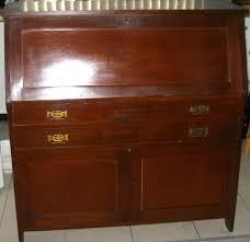 Drop Front Secretary Desk Antique by Antique Writing Desk With Secret Compartments Charming Detail On