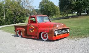 Ford F100 Rat Rod Trucks, The Truck Shop | Trucks Accessories And ...
