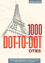 1000 Dot To Cities 9781626860667 Hr