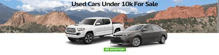 100 Trucks For Sale In Colorado Springs Larry H Miller Toyota Toyota Car Dealer