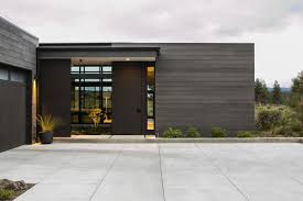 100 Modern Hiuse This Modern House Shape Shifts In Oregons High Desert Curbed