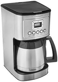Cuisinart DCC 3400 12 Cup Programmable Thermal Coffeemaker Available At Amazon