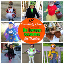 18 Creatively Cute DIY Halloween Costumes For Toddlers