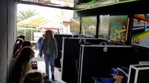 100 Game Trucks Virtual Reality Truck YouTube