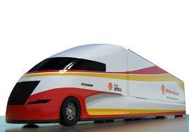 100 Fuel Efficient Truck AirFlow Starship Hyper Desi Ing USA
