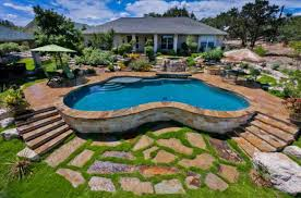 Landscape Design Ideas With Pool Landscaping Ideas On A Budget ... Full Image For Bright Cool Ideas Backyard Landscaping Diy On A Small Yard Small Yard Landscaping Ideas Cheap The Perfect Border Your Beds Defing Gardens Edge With Pool Budget Jbeedesigns Cheap Pictures Design Backyards Landscape Architectural Easy And Simple Front Garden Designs Into A Resort Paradise Amazing Makeover
