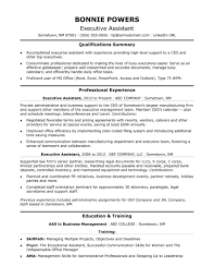 Administrative Assistant Resume Templates Gorgeous Executive Sample Monster