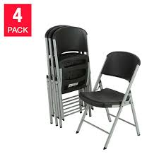 Lifetime Commercial Folding Chairs, Black, 4-pack Lifetime Commercial Folding Chair 201 D X 185 W 332 H Almond White Plastic Seat Metal Frame Outdoor Safe Set Of 4 With Carry Handle Ltm480372 Chairs 32 Pack 80407 Black Classic 4pack Lowes Pk 80643 480625 Contemporary 42810 Light Granite Of 6foot Stacking Table And Combo
