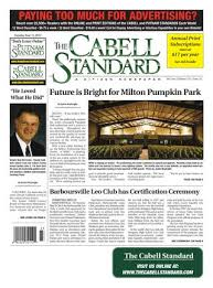 Milton Pumpkin Festival Pageant by Cabell Standard June 25 By Pc Newspapers Issuu