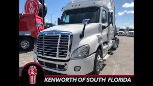 100 Trucks For Sale South Florida 2014 Freightliner Cascadia Detroit DD15 455hp Eaton 10