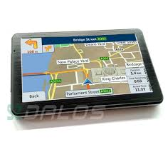 100 Gps Systems For Trucks 5 Inch GPS PND Portable Car GPS Navigation With 8G 256 Ram