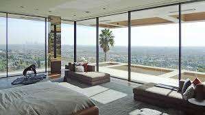 100 Xten Architecture Sliding Fullheight Windows Give LA Home Farreaching Views
