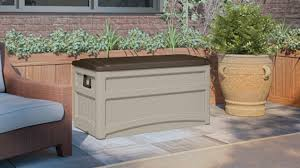 Suncast Patio Storage Box by 73 Gallon Deck Box Suncast Corporation