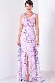 goddiva katya floral diamante belt maxi dress iclothing