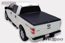 TRUXEDO TRUXPORT SOFT Roll Up Tonneau Cover 04-08 Ford F150 5.5' Bed ...