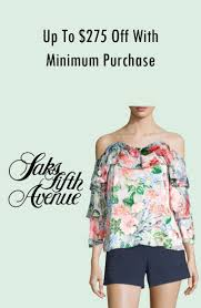 Saks Fifth Avenue Coupon: Up To $275 Off With Minimum ... Money Saver Extra 20 Already Ruced Price At Saks Off Saint Laurent Bag Fifth Arisia 20 January 17 Off 15 Off 5th Coupon Verified 27 Mins Ago Taco Bell Discounts Students Promotion Code For Bookitzone Paige Denim Promo Ashley Stewart Free Shipping Coupons Katie Leamon Coupon Best Apps Food Intolerances Avenue Purses On Sale Scale Phillyko Korean Community In Pa Nj De Women Handbags Ave Store St Louis Zoo Safari Pass 40 Codes Credit Card Electronics Less