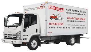 Moving Truck - Daily Rental - North Amherst Motors New Moving Vans More Room Better Value Auto Repair Boise Id Truck Rentals Champion Rent All Building Supply Rental Moving Uhaul With Liftgate Trucks With Lift Gates A List The Hidden Costs Of Renting A Best Image Kusaboshicom Portable Storage Containers Vs Trucks Part 1 Pros And Cons Getting When 2