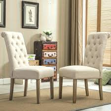 Tufted Dining Room Set Furniture Chairs Of 4 Target In