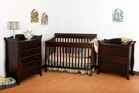 Storkcraft Dresser Change Table by Amazon Com Stork Craft Modena 4 In 1 Fixed Side Convertible Crib