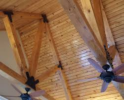 Certainteed Ceiling Tiles Cashmere by Heavy Timber Cedar Awnings And Trellis Steel Gusset U0026 Bolt