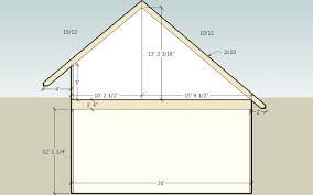 salt box shed design saltbox garage roof frame saltbox 5