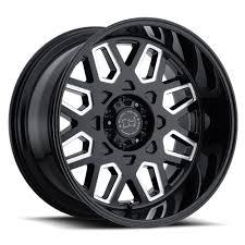 100 6 Lug Truck Rims Black Rhino Predator Wheels SoCal Custom Wheels