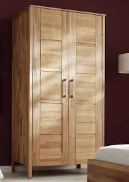 home affaire kleiderschrank modesty ii aus schönem massivem kernbuchenholz in unterschiedlichen schrankbreiten erhätlich