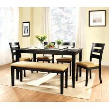 glass dining room table target cloths tall with bench round black