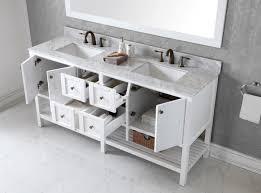 46 Inch Wide Bathroom Vanity by Bathroom Beautiful Design Of 72 Inch Vanity For Elegant Bathroom