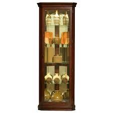 Pulaski Furniture Curio Cabinet by Amazon Com Pulaski Corner Curio 28 By 16 By 72 Inch Brown