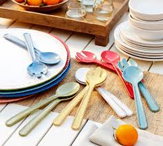 Rope Outdoor Serving Set | Pottery Barn AU | Tableware | Pinterest ... Ding Beautiful Colors And Finishes Of Stoneware Dishes 2017 Best 25 Outdoor Dinnerware Ideas On Pinterest Industrial Entertaing Area The Sunny Side Up Blog Dinnerware Yellow Create My Event Drinkware Rustic Plate Plates And 11 Melamine Cozy Table Settings Stress Free Plum Design Red Platters Serving Tiered Pottery Barn