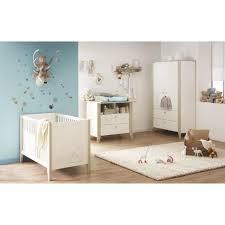 chambre bebe lit et commode ourson chambre bébé complète lit 60x120 cm armoire commode