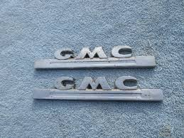 100 1954 Gmc Truck For Sale Used GMC Mouldings Trim For