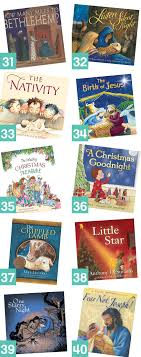 Christmas Books About Jesus