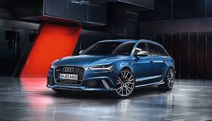 Audi Sport Range