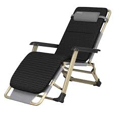 Amazon.com : Outdoor Recliner Chair Zero Gravity Chair With ...