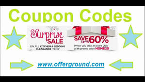 Coupon Codes For Online Stores