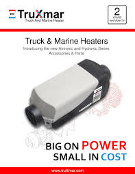 Truxmar: Truck And Marine Heater By Amir Wihan - Issuu Hearsunlimited The Most Affordable Garage Heater Vintage Restoration Hot Rod Network Marine Truck Planar Diesel Heaters Air Kats Weather Proof Mount Receptacle Hinge Cover Aqua Hd Md Heatmyrvcom Whosale Diesel Heaters For Boats Online Buy Best Aux Services Texas Ac Magic Cores Ford Enthusiasts Forums Katzkin Leather Seat Covers And Truckin Magazine Webasto Crosspoint Power Refrigeration Hwh Gang Wtruck Tankless Water Installation 6466 Upgrade Thrift To Deluxe 1947 Present