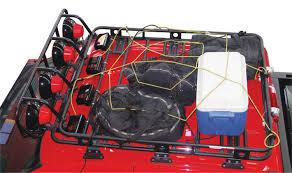 100 Truck Nets Smittybilt DN11201 Roof Rack Cargo Net Walmartcom