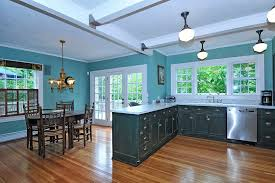 teal kitchen cabinets interiors by color 3 interior decorating