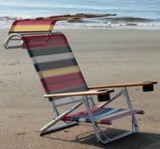 Beach Chair With Footrest And Canopy by Beach Chair With Canopy 2016 Folding Beach Chair