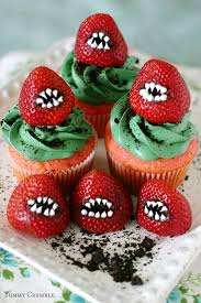 Cakes Decorated With Sweets by 34 Cute Halloween Cupcakes Easy Recipes For Halloween Cupcake Ideas