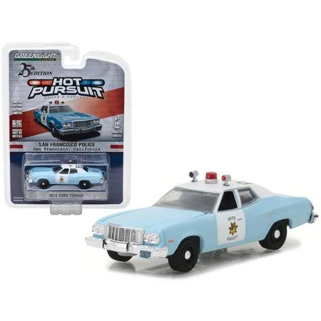 Greenlight 1/64 Scale Hot Pursuit - Series #25: 1 Box (6pcs)