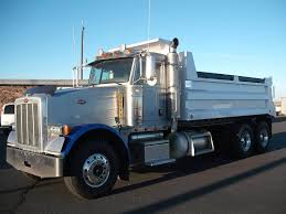 100 Peterbilt Tri Axle Dump Trucks For Sale 2009 367 Heavy Duty Truck 625522 Miles