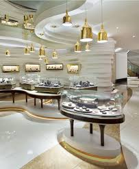 Gemania Jewellery Store Layout Interior Design