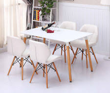 Perfect Retro Dining Table And Chair Room Furniture Ebay Denni Future E Bay 6 Bench Australium