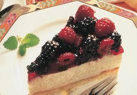 rezept für beeren joghurt torte sweetfamily nordzucker