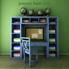 PotteryBarn, Preston Desk & Storage Wall System. By Erkin_Aliyev ... Pottery Barn Kids Pink Desk With Shelves Ebth Charlie 4shelf Bookrack Batman Shelf Sofas Awesome Table Coffee And End Shelving Created By Ads Bulk Editor 07082016 214609 Blythe Bookcase Interior Ylist Eliza Ashe On How To Create A Chic Unisex Nursery From Kenzies New Room Pinterest Threeshelf Wooden